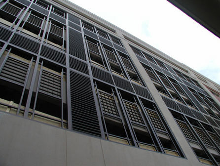 Charleston Parking  Garage